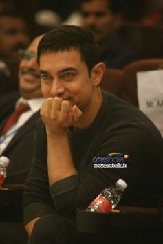 Aamir Khan at 11th CIFF Inaugural Function Photos