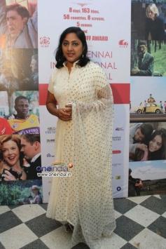 Actress Rohini at 11th CIFF Inaugural Function Photos
