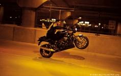 Aamir Khan bike stunt still from film Dhoom 3