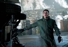 Aaron Johnson still from Godzilla 2014