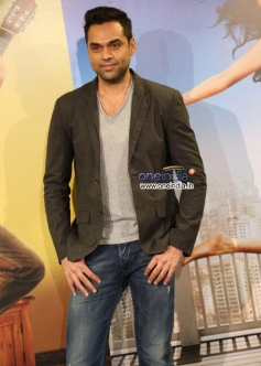 Abhay Deol at the trailer launch of film One By Two