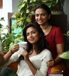 Amala Paul in Malayalam Movie Oru Indian Pranayakatha