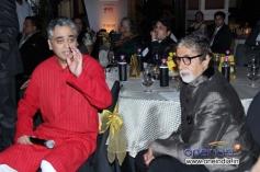 Amitabh Bachchan during the CNN-IBN's Senior Citizen Awards 2013