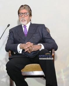Amitabh Bachchan at NDTV Solution Summit 2013