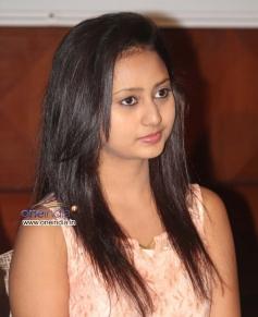 Amoolya at Sravani Subramanya Audio Release