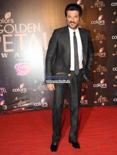 Anil Kapoor at Colors Tv 3rd Golden Petal Awards 2013