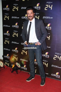 Anil Kapoor at Success party of Colors TV show 24