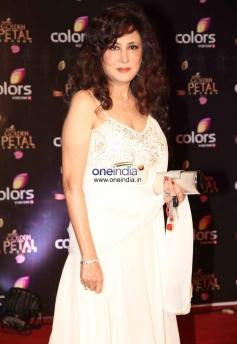 Anita Advani at Colors Tv 3rd Golden Petal Awards 2013