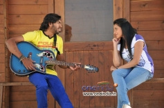 Anup Govindu and Adithi Rao in Kannada Movie Dove