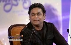 AR Rahman at NDTV Solution Summit 2013