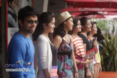 Arjun Lal in Malayalam Movie Asha Black