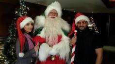 Arshad Warsi & Soha Ali Khan promote their film Mr Joe B. Carvalho at Delhi