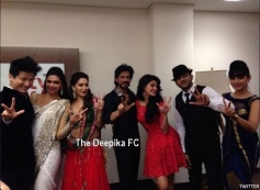 B-Town celebs at Access All Areas concert