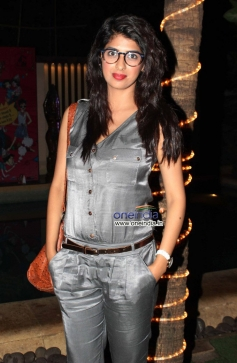 B-Town celebs at What The Fish film party