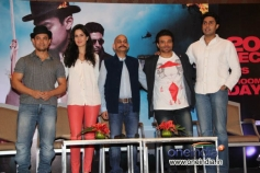 Cast & Crew of Dhoom 3 film promotion at Chennai