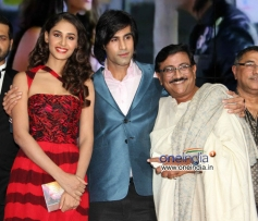 Celebs during the Karle Pyaar Karle film music launch