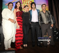 Celebs during the music launch of film Karle Pyaar Karle