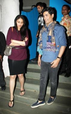 Manish Malhotra snapped while leaving Olive