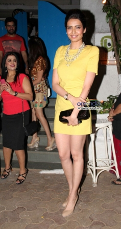 B-Town celebs snapped at Olive
