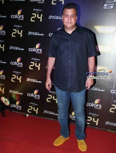 Celebs at Success party of Colors TV show 24