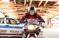 Dhoom 3 film police chase still