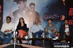 Dhoom 3 film promotion at Hyderabad