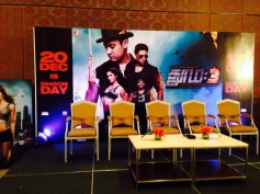 Dhoom 3 film promotion stage at Chennai