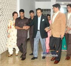 Dilip Kumar Arriving to the Celebration Celebration