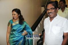 Director Lakshmi Ramakrishnan Daughter Shraddha Ashwin Raghav Reception