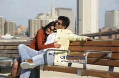Erica Fernandes and Puneeth Rajkumar in Kannada Movie Ninnindhale
