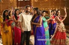 Fahad Fazil and Amala Paul in Malayalam Movie Oru Indian Pranayakatha