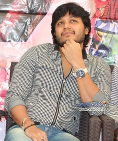 Ganesh at Sravani Subramanya Film Press Meet