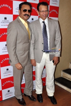 Gulshan Grover during the unveiling of The Rising Star Magazine latest issue