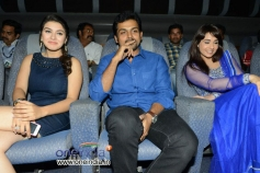 Hansika Motwani, Karthi, Mandy Takhar at Biriyani Film Audio Launch