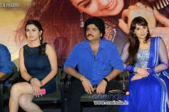 Hansika Motwani, Mandy Takhar at Biriyani Film Audio Launch