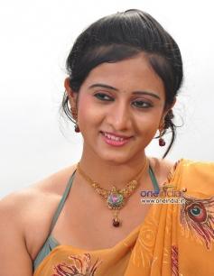 Harshika Ponacha in Kannada Movie Advaitha
