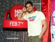 Hasee Toh Phasee film promotion in Mumbai