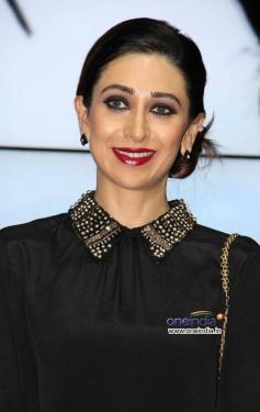 Karisma Kapoor during the music launch of film Karle Pyaar Karle