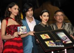 Karisma Kapoor unveils the Karle Pyaar Karle film Music CDs