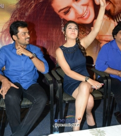 Karthi, Hansika Motwani at Biriyani Film Audio Launch