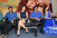 Karthi, Hansika Motwani, Mandy Takhar at Biriyani Film Audio Launch