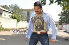 Karthi still from Biriyani Movie