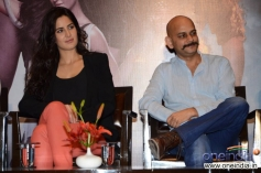 Katrina Kaif at the Dhoom 3 film promotion at Hyderabad