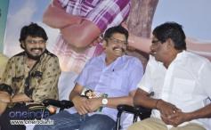 KS Ravikumar and Bharathiraja at Saravana Poigai movie audio launch