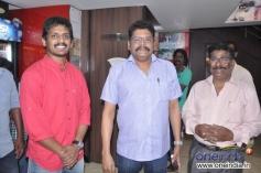 KS Ravikumar at Saravana Poigai movie audio launch