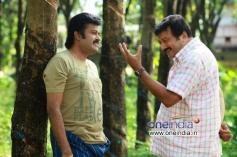 Manoj K. Jayan and Jayaram in Malayalam Movie Onnum Mindathe