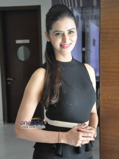 Meenakshi Dixit at Adavi Kachina Vennela Poster Launch