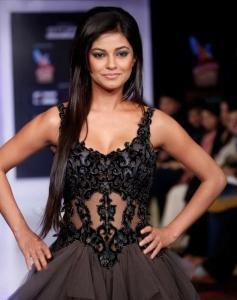 Meera Chopra at the Hyderabad International Fashion Week 2013 Day 04