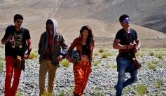 Mohit Marwah, Kiara Advani and Vijendra Singh still from film Fugly