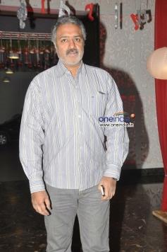 KL Damodar Prasad at Music Director Sekhar Chandra Wedding Reception